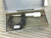 "STARRETT Micrometer 436.1 0-1"""